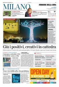 Corriere della Sera Milano – 18 novembre 2020