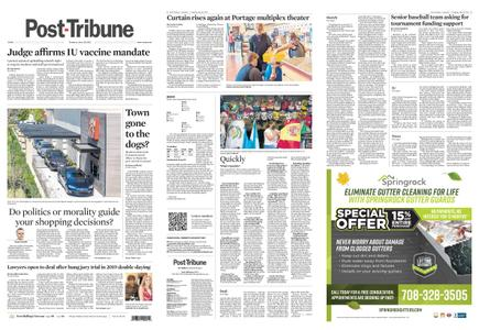 Post-Tribune – July 20, 2021