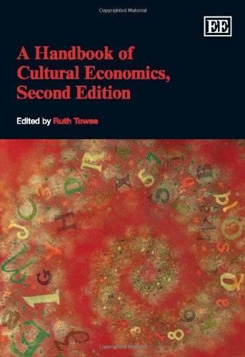 A Handbook of Cultural Economics(Repost)