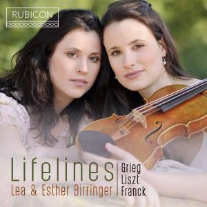 Lea Birringer & Esther Birringer - Grieg, Liszt & Franck: Lifelines (2018) [Official Digital Download]