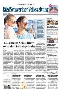 Schweriner Volkszeitung Hagenower Kreisblatt - 16. Februar 2019