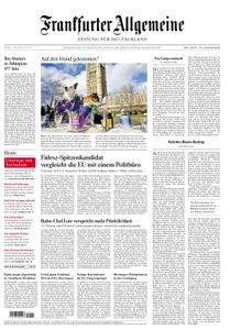 Frankfurter Allgemeine Zeitung F.A.Z. - 11. März 2019