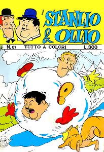 Nuovo Stanlio e Ollio - Volume 67