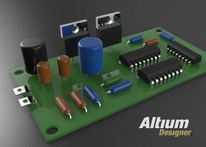 Altium Designer 17.0.8