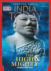 India Today - August 05, 2019