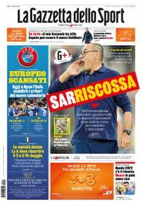 La Gazzetta dello Sport – 17 marzo 2020