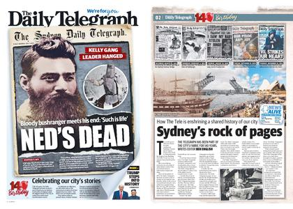 The Daily Telegraph (Sydney) – July 01, 2019