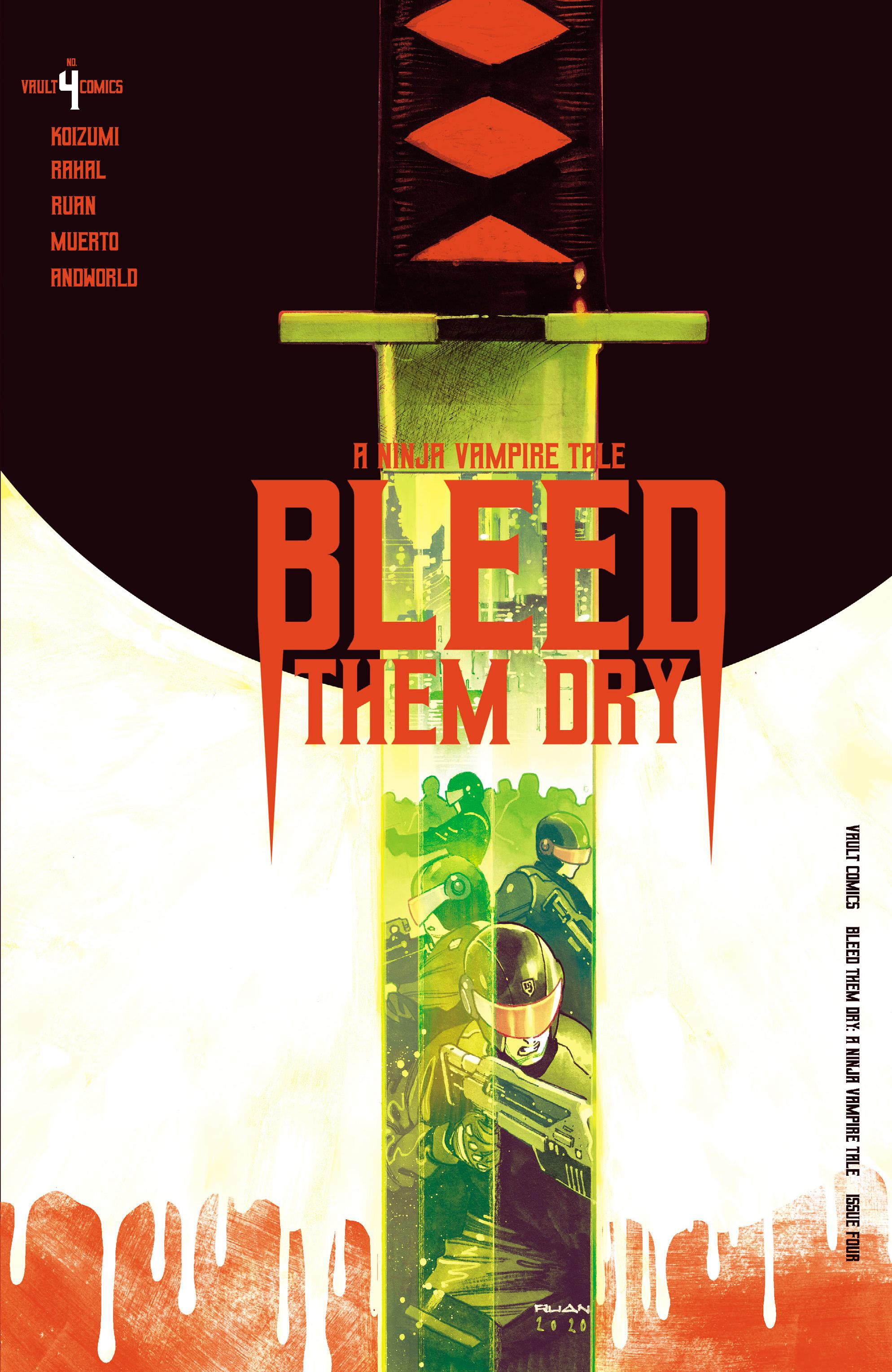 Bleed Them Dry 004 2020digitalSon of Ultron