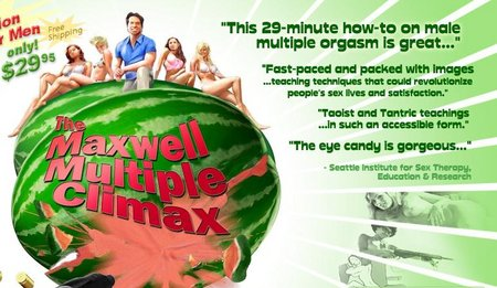 Maxwell Multiple Climax