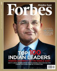 Forbes Middle East English Edition - July 2019