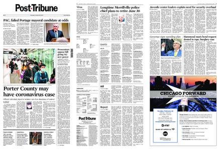 Post-Tribune – January 30, 2020