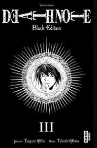 Death Note Black Edition T03