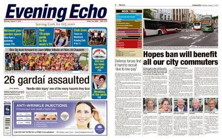 Evening Echo – August 11, 2018
