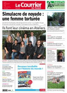 Le Courrier de l'Ouest Angers – 22 août 2019
