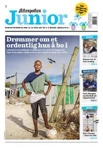 Aftenposten Junior – 23. april 2019