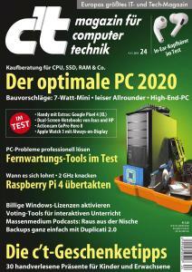 c't Magazin - 9 November 2019