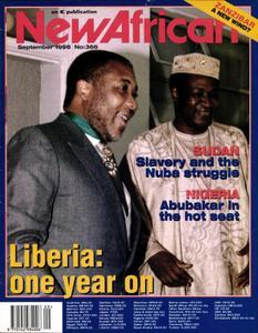 New African - September 1998