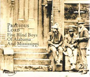 Five Blind Boys of Alabama & Mississippi - Precious Lord (2004) 2CD
