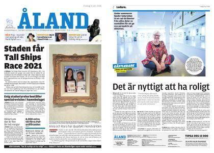 Ålandstidningen – 08 juni 2018