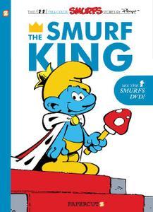 Papercutz-Smurfs Vol 03 The Smurf King 2013 Hybrid Comic eBook