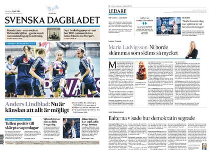Svenska Dagbladet – 03 juli 2019