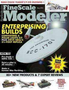 FineScale Modeler - May 2016