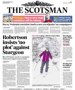 The Scotsman - 25 February 2020