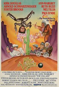 The Villain (1979) Cactus Jack