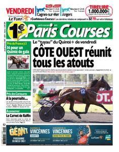 Paris Courses du Jeudi 9 Février 2017