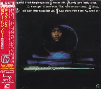 Bobbi Humphrey - Dig This! (1972) {2014 Japan SHM-CD Blue Note 24-192 Remaster TYCJ-81100}