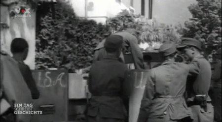 Ein Tag schreibt Geschichte - Stundenprotokoll 30. April 1945 - 18:00 Uhr