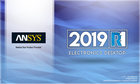 ANSYS Electronics Suite 2019 R1