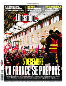 Libération - 02 décembre 2019