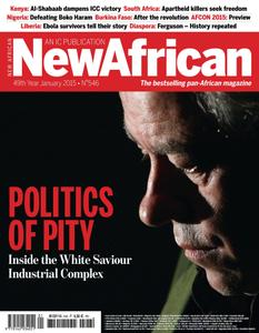 New African - January 2015
