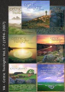 V.A. - Celtic Twilight (Vol.1-7, 1994-2007)
