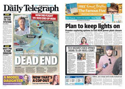 The Daily Telegraph (Sydney) – February 01, 2018
