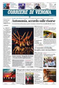 Corriere di Verona – 04 luglio 2019