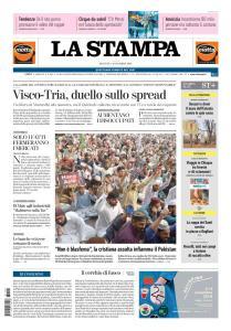 La Stampa Torino Provincia e Canavese - 1 Novembre 2018