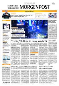 Solinger Morgenpost – 05. April 2019