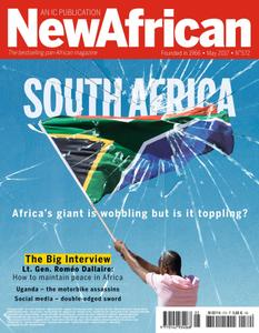New African - May 2017