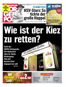 Hamburger Morgenpost - 14. November 2017