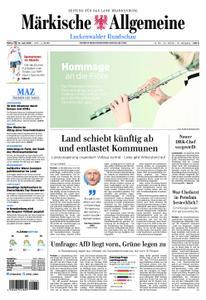 Märkische Allgemeine Luckenwalder Rundschau - 12. Juni 2019