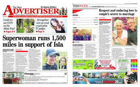 The Herts Advertiser – January 10, 2019