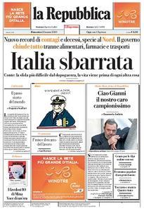 la Repubblica - 22 Marzo 2020