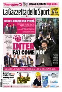 La Gazzetta dello Sport Sicilia – 13 ottobre 2018