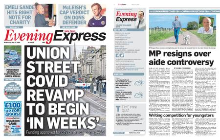 Evening Express – May 27, 2020
