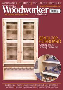 The Woodworker & Woodturner - March 2018