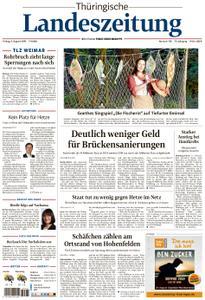 Thüringische Landeszeitung – 02. August 2019