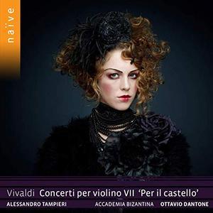 Accademia Bizantina, Dantone, Ottavio, Tampieri,Ale - Vivaldi: Concerti Per Violino VII 'Per Il Castello (2019)