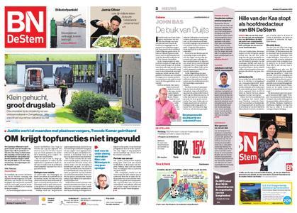BN DeStem - Bergen op Zoom – 27 augustus 2019